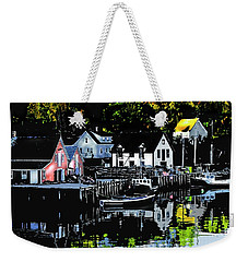 North West Cove Ns. Weekender Tote Bag