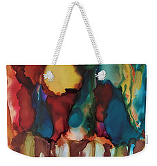 North West Sunset Weekender Tote Bag