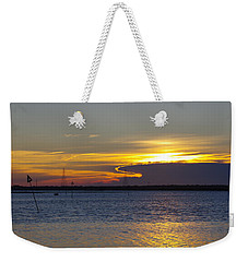 North Wildwood Sunset Weekender Tote Bag