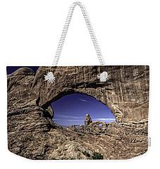 North Window, Arches Weekender Tote Bag