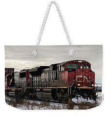 Northbound Double Stack Weekender Tote Bag