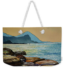 Northeast Coast Of Taiwan Weekender Tote Bag