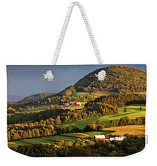 Northeast Kingdom Early Autumn Weekender Tote Bag