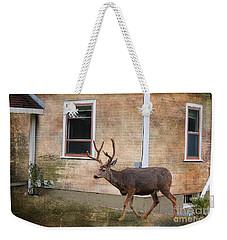 Northern Exposure Photo Paint Weekender Tote Bag