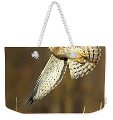 Northern Harrier Banking Weekender Tote Bag