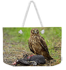 Northern Harrier Weekender Tote Bag