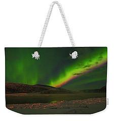 Northern Northern Lights 3 Weekender Tote Bag