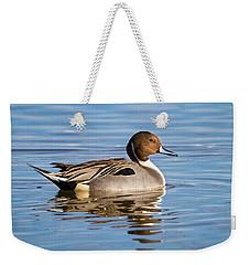 Northern Pintail Duck Weekender Tote Bag