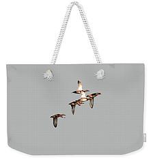 Northern Shoveler Weekender Tote Bag