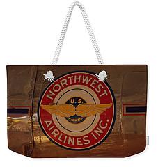 Northwest Airlines 1 Weekender Tote Bag