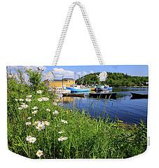 Northwest Harbour, Nova Scotia Weekender Tote Bag