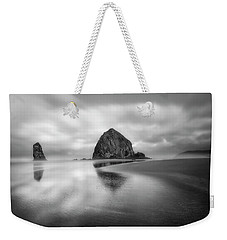 Weekender Tote Bag featuring the photograph Northwest Monolith by Ryan Manuel