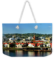 Northwest Portland Weekender Tote Bag