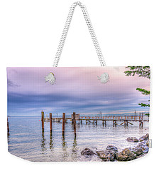 Weekender Tote Bag featuring the photograph Northwest Sky by Spencer McDonald