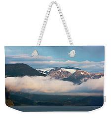 Norway Fjord Innvikfjorden Weekender Tote Bag