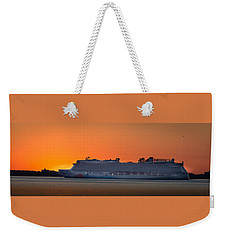 Norwegian Breakaway Weekender Tote Bag