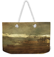 Norwegian Coast Weekender Tote Bag