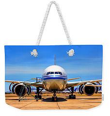 Nose Weekender Tote Bag