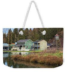 Nostalgia - Hope Valley Art Weekender Tote Bag