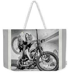 Nostalgia- Weekender Tote Bag