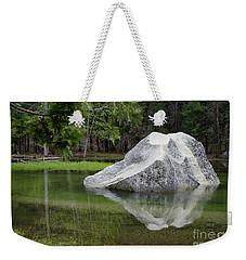 Not An Iceberg Weekender Tote Bag by Debby Pueschel