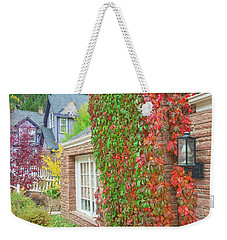 Not Exactly Xanadu But Fairly Close  Weekender Tote Bag