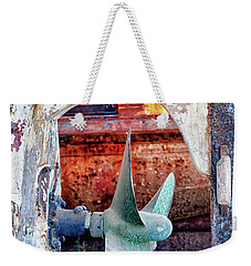 Not For Turning Weekender Tote Bag