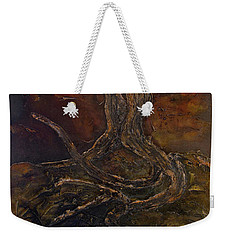 Weekender Tote Bag featuring the painting Not Forgotten by John Stuart Webbstock