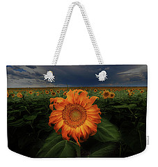 Not Just Another Face In The Crowd  Weekender Tote Bag
