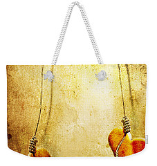 Not Meant To Be... Weekender Tote Bag