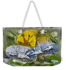 Not Sure But.... Weekender Tote Bag