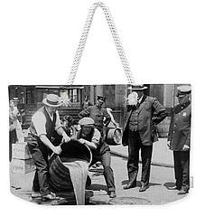 Not The Beer Weekender Tote Bag