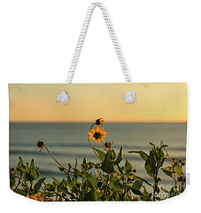 Nothing Gold Can Stay Weekender Tote Bag by Ana V Ramirez