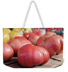 Nothing Says Summer Like Vine Ripe Tomatoes Weekender Tote Bag