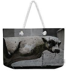 Notre Dame Bat Gargoyle Weekender Tote Bag
