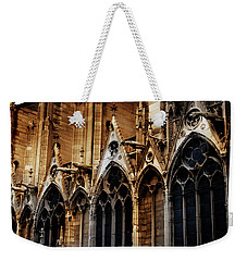 Notre Dame Weekender Tote Bag
