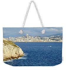 Notre Dame De La Garde Marseille  Weekender Tote Bag