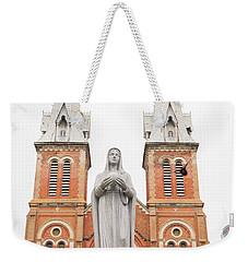 Notre Dame Ho Chi Minh City Weekender Tote Bag