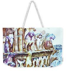 Notre-dame Sentinels Weekender Tote Bag