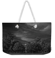 Notre Dame University 6a Weekender Tote Bag by David Haskett