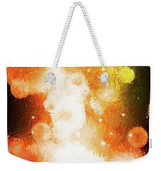 Nova 1.0 Weekender Tote Bag by James Bethanis