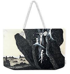 November Eve Weekender Tote Bag