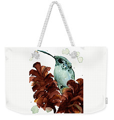 November Hummer Weekender Tote Bag