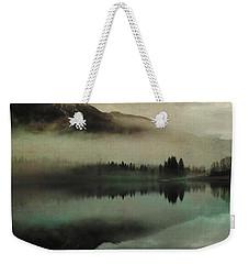 November Lake Weekender Tote Bag