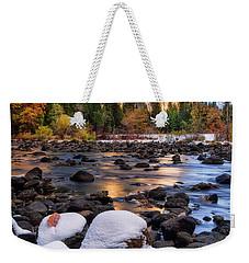 November Morning Weekender Tote Bag