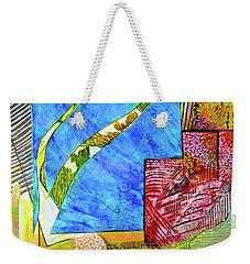 November State Of Mind Weekender Tote Bag by Polly Castor