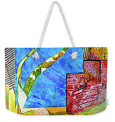 November State Of Mind Weekender Tote Bag