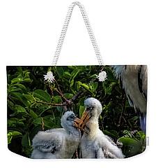 Now, Children... Weekender Tote Bag