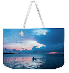 Now The Day Is Over Weekender Tote Bag