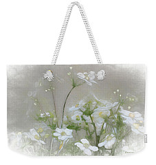 Nuage Blanc Weekender Tote Bag